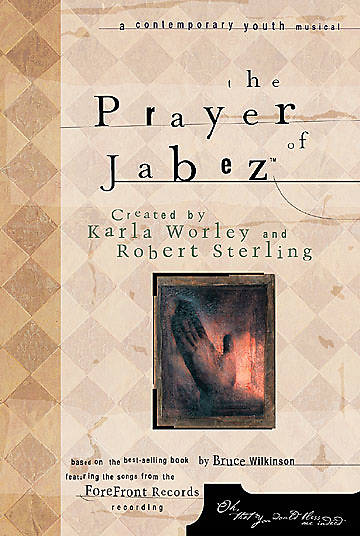 Prayer of Jabez Choral Book