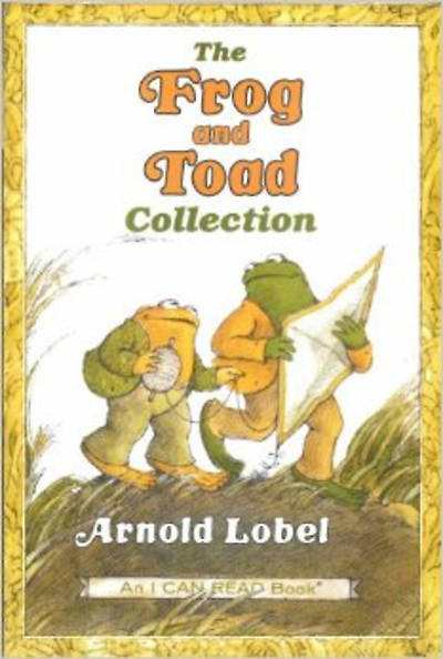 Picture of The Frog and Toad Collection Box Set