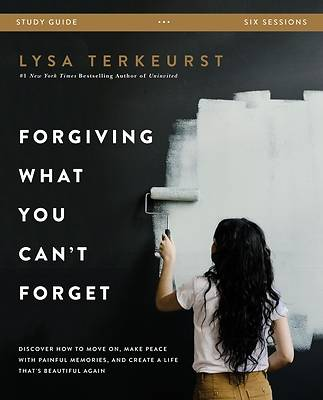 Picture of Forgiving What You Can't Forget Study Guide