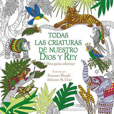 Picture of Todas Las Criaturas de Nuestro Dios y Rey