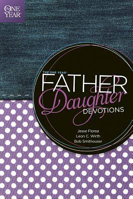 Picture of The One Year Father-Daughter Devotions