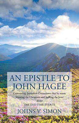 Picture of An Epistle to John Hagee