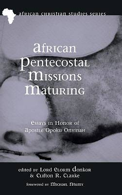 Picture of African Pentecostal Missions Maturing