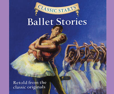 Picture of Ballet Stories, Volume 39