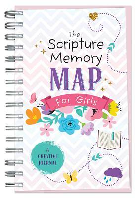 The Scripture Memory Map for Girls