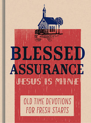 Picture of Blessed Assurance, Jesus Is Mine