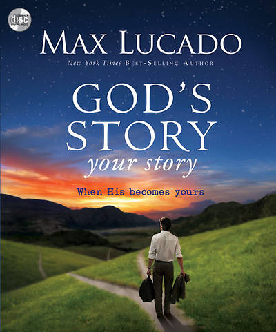 Picture of God's Story, Your Story CD