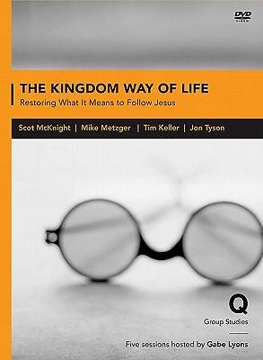Q Society Room - The Kingdom Way of Life DVD
