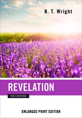Picture of Revelation for Everyone-Enlarged Print Edition