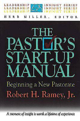 Picture of The Pastor's Start-Up Manual