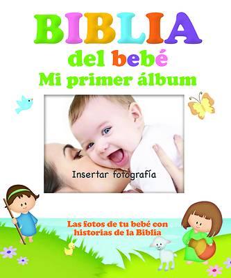Picture of Biblia del Bebé, Mi Primer Álbum
