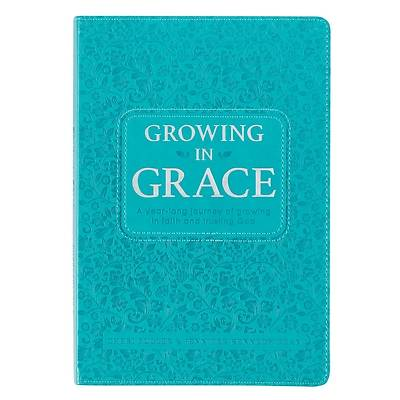 Picture of Growing in Grace (Luxleather)