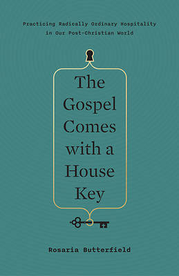Picture of The Gospel Comes with a House Key