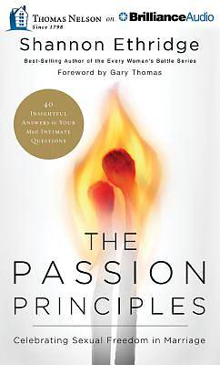 The Passion Principles Audiobook - MP3 CD