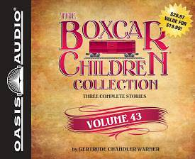 The Boxcar Children Collection, Volume 43