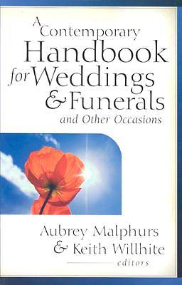 Picture of A Contemporary Handbook for Weddings and Funerals and Other Occasions