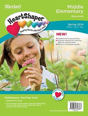 Standard HeartShaper Middle Elementary Resources Spring 2014