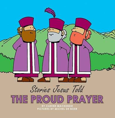 Picture of The Proud Prayer
