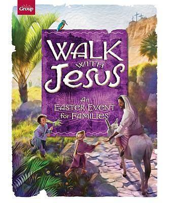 Walk With Jesus Kit -An Easter Event for Families