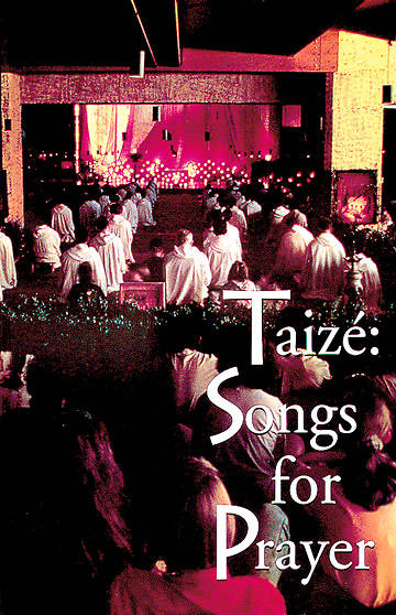 Taize Songs for Prayer Vocal Edition Spiral Book