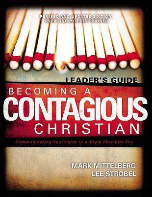 Picture of Becoming A Contagious Christian Leader's Guide