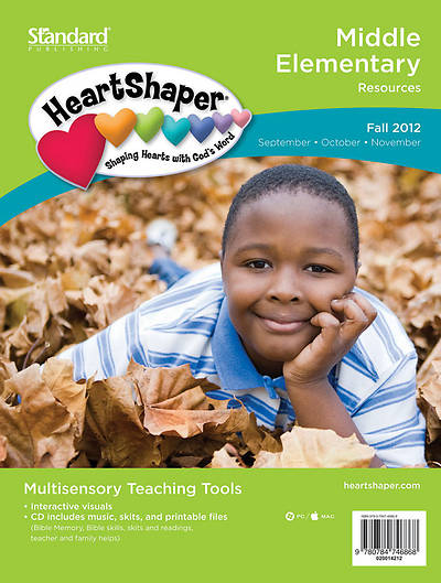 Standards HeartShaper Middle Elementary Resources Fall 2012