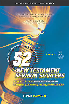52 New Testament Sermon Starte