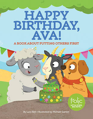 Picture of Happy Birthday, Ava!