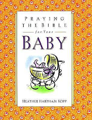 Picture of Praying the Bible for Your Baby