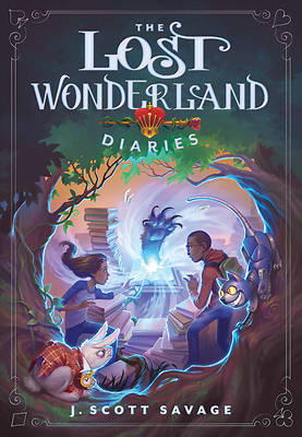 Picture of The Lost Wonderland Diaries, Volume 1