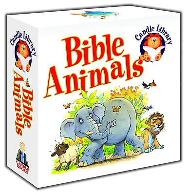 Candle Library - Bible Animals