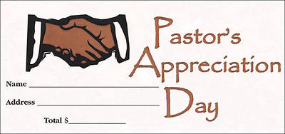 Picture of Pastor Appreciation Day Offering Enevlopes