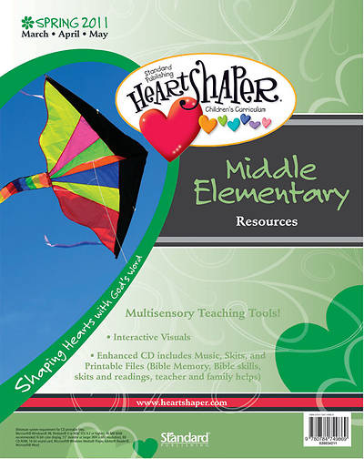 Picture of HeartShaper Middle Elementary Resources