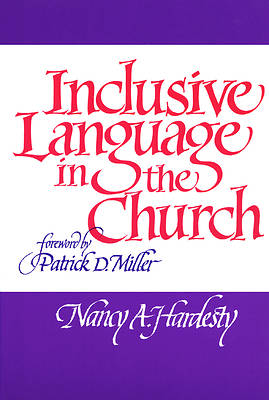 Picture of Inclusive Language in the Church