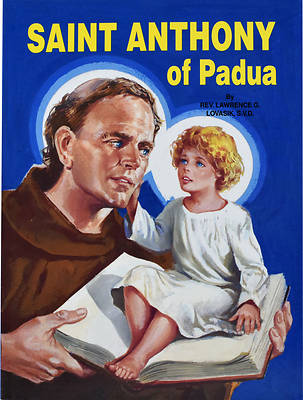 Picture of Saint Anthony of Padua