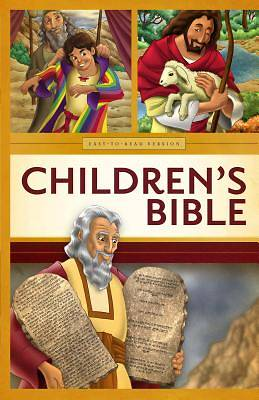 Picture of Childrens Easy-To-Read Bible