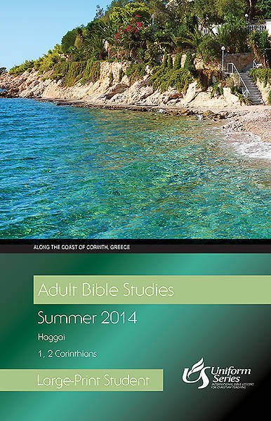 Adult Bible Studies Summer 2014 Student - Large Print