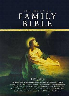The Holman Family Bible KJV
