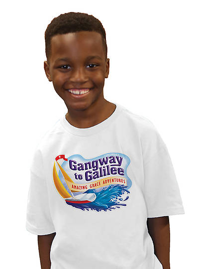 Concordia VBS 2014 Gangway to Galilee T-shirt Iron-ons
