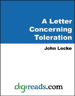 A Letter Concerning Toleration [Adobe Ebook]