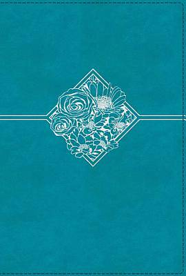 Picture of NIV, Quest Study Bible, Leathersoft, Blue, Indexed, Comfort Print