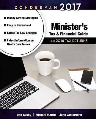 Zondervan 2017 Ministers Tax and Financial Guide