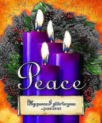 Advent Sunday 4 Purple Bulletin, Large (Pkg of 50)