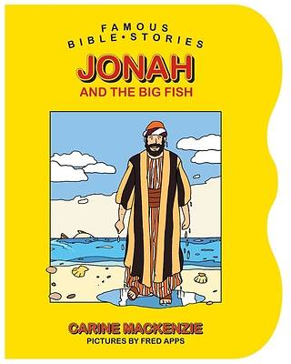 Picture of Jonah and the Big Fish