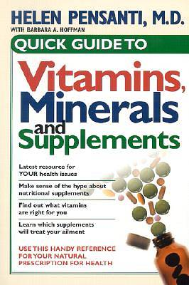 Picture of Quick Guide to Vitamins, Minerals and Supplements