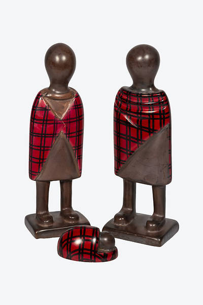Picture of 3 Piece Maasai Nativity