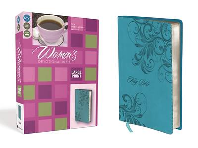 Picture of NIV Womens Devotional Bible Large Print