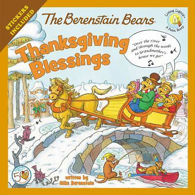 Picture of The Berenstain Bears Thanksgiving Blessings