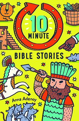 Picture of 10-minute Bible Stories