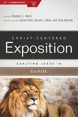 Picture of Exalting Jesus in Daniel